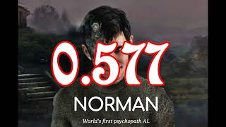 A interview with Norman the world's first psychopath artificial intelligence