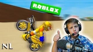 Aventures Roblox, Motorrijden ( Nederlands )