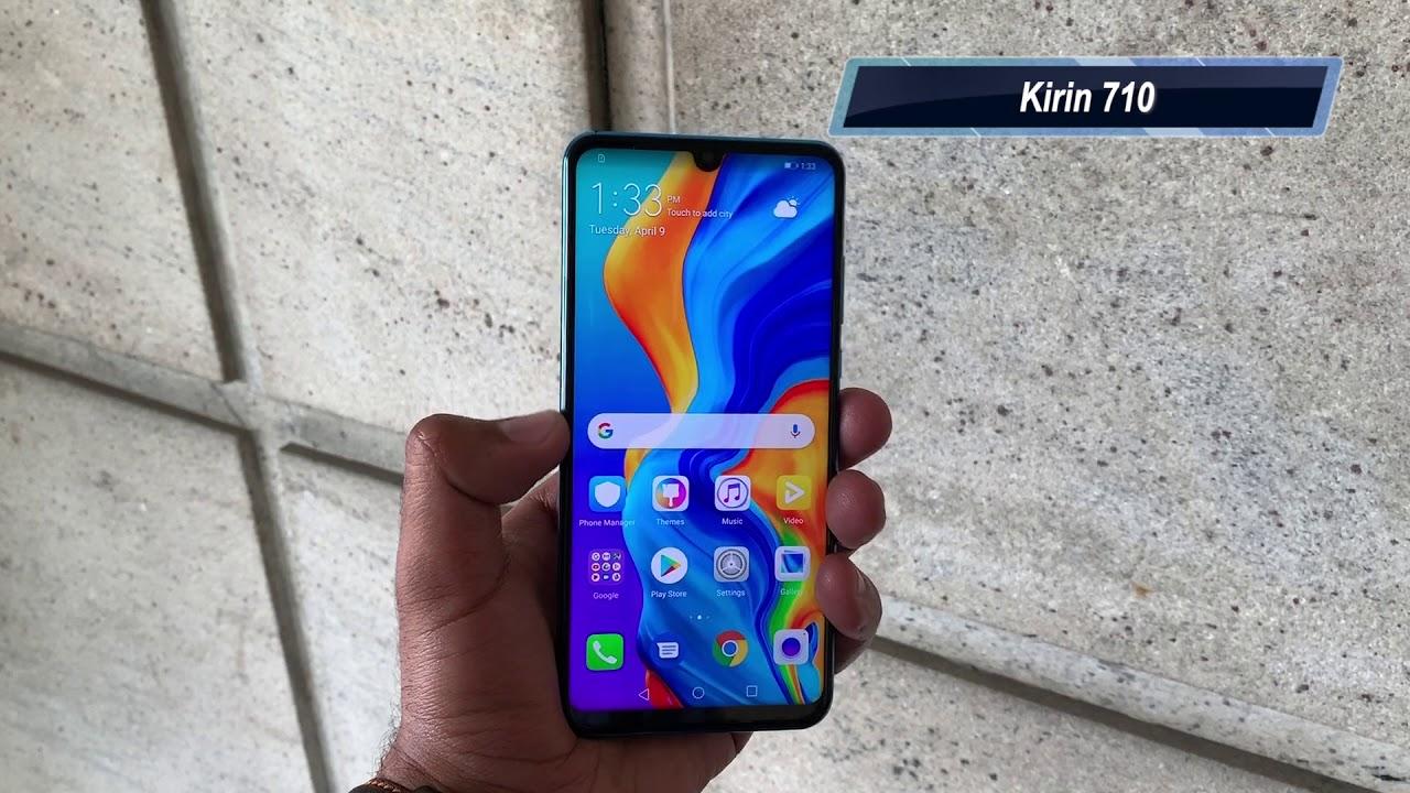 Huawei P30 Lite: First Look   Hands on   Price   [Hindi हिन्दी]