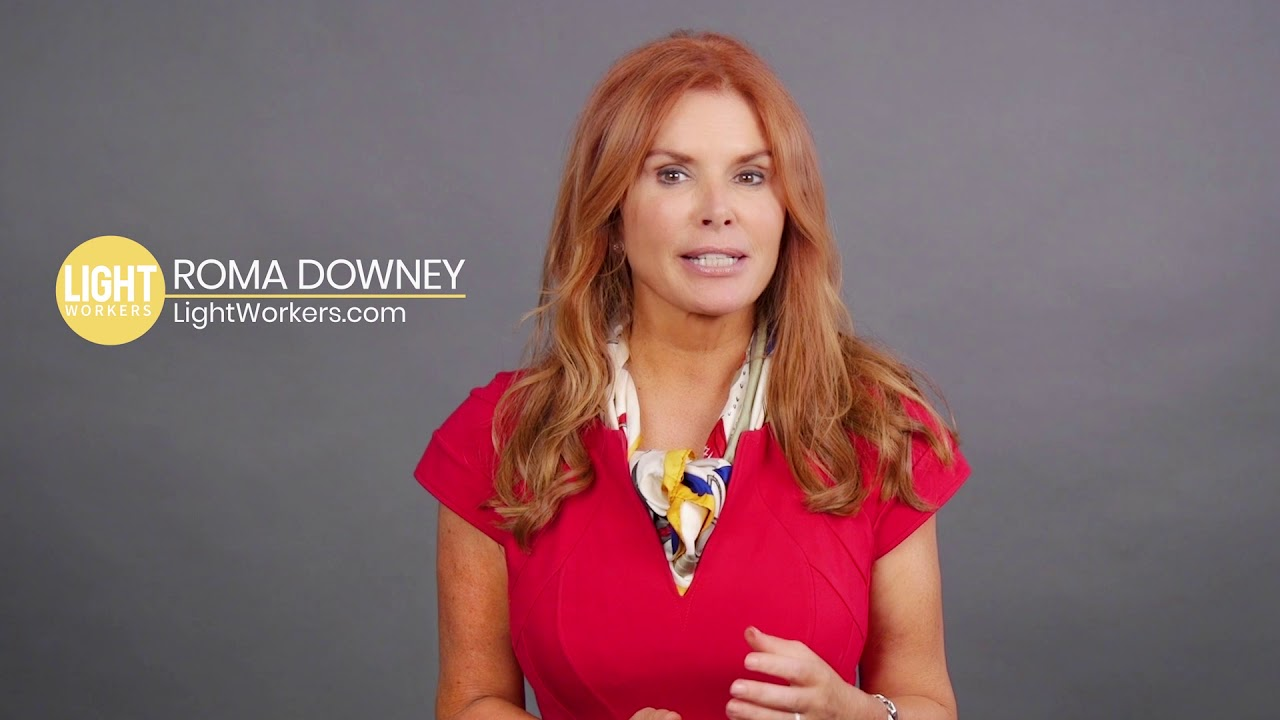 Roma Downey God Is Light Youtube