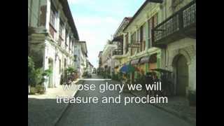 Ilocos Sur Hymn w lyrics