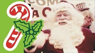 Santa Claus Parade - McKeesport, PA. 1963 (Jingle Bells & Up on a Housetop)