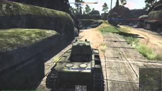 War Thunder обзор игры. наземка танки танки