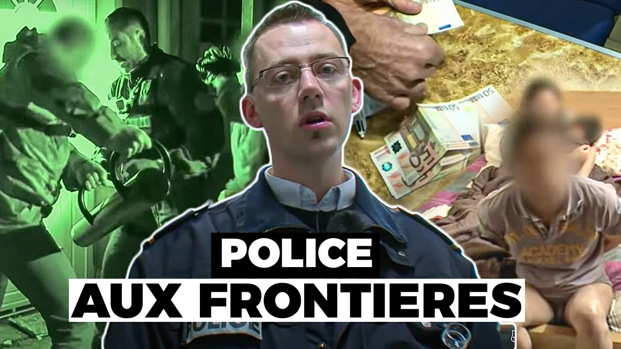 Police aux frontières