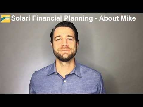 Solari Financial - About Mike