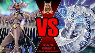 Altergeist Vs Cyber Dragon Orcust - Yu-Gi-Oh! Gauntlet Local Tournament 8-22-19 R3