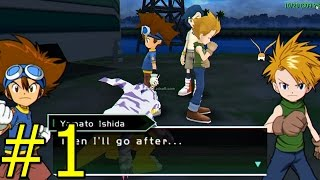 Digimon Adventure PSP Patch V5 Parte #1 - Inicio