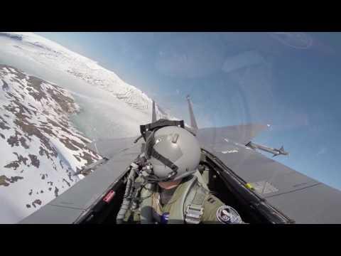 Flying Over Norway (Arctic Fighter Meet 16)