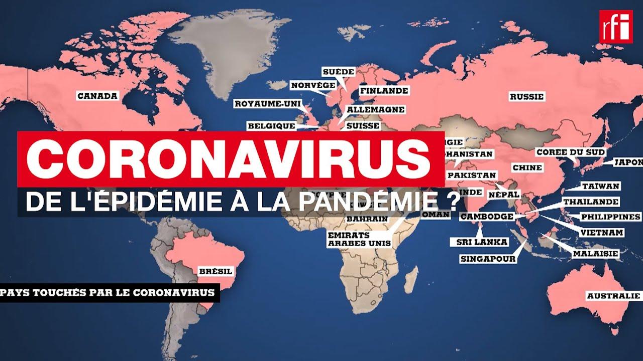 Pandemie Epidemie
