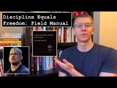 discipline-equals-freedom:-field-manual-by-jocko-willink-i-book-review-&-summary