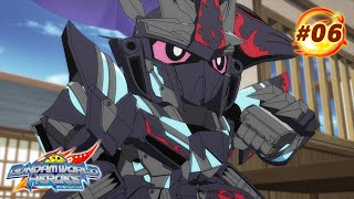 "SD GUNDAM WORLD HEROES - Episode 6 ""The Demon King Has Come""(EN,HK,TW,CN,KR,TH,VN,IT,FR,ID sub)"