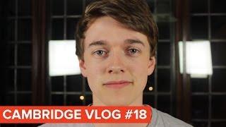 Cambridge Vlog 18   Entrepreneurship and Take Me Out