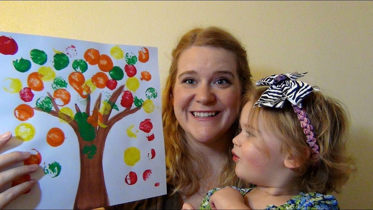 Free Autumn Crafts For Toddlers