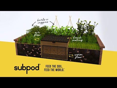 Subpod® Feed The Soil. Feed The World.