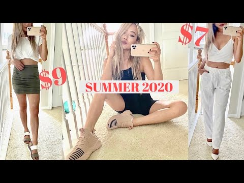 casual-summer-outfits-ft.-dream-pairs-shoes-|-summer-2020