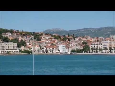 Split To Supetar, Brac Ferry, Croatia