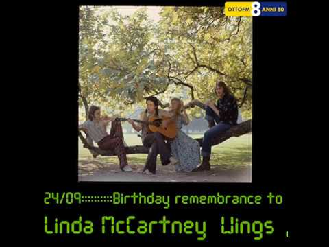 24:09::::::::::Birthday remembrance to Linda McCartney Wings