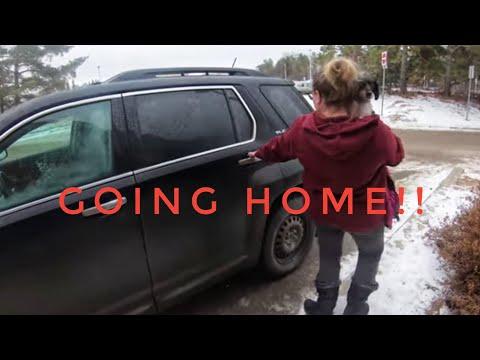 TJV - GOING HOME!! - #1612