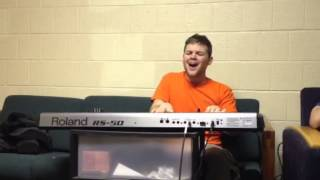I Swear acoustic piano cover (All-4-One) - Freddie Bourne