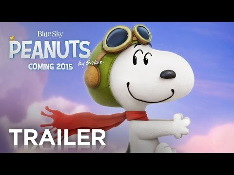 The Peanuts Movie | Official Holiday Trailer [HD] | Fox Family Entertainment