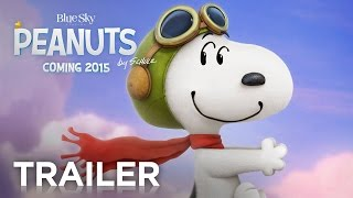 The Peanuts Movie | Official Holiday Trailer [HD] | FOX Family