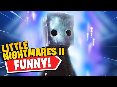 Download GOD MONO RETURNS!   Rico *NEW* Little Nightmares II Funny Moments