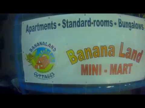 Apartments and Cottages, Bananaland, Panlao Island, Bohol, Philippines