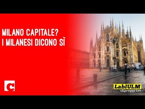 È Milano La Vera Capitale D'Italia?