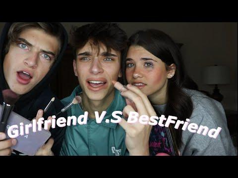 Who Knows Me Better BestFriend v.s Girlfriend!!