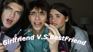 Download Who Knows Me Better BestFriend v.s Girlfriend!! Mp3 and Videos