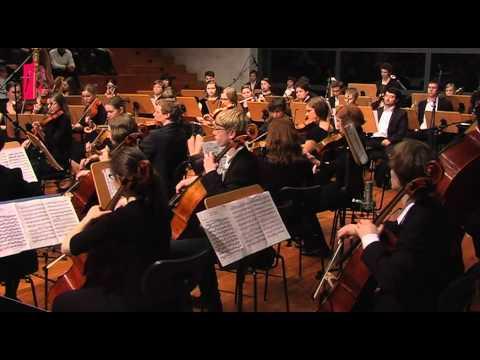 Die Moldau - Orchester des Musikgymnasiums Schloss Belvedere, Weimar