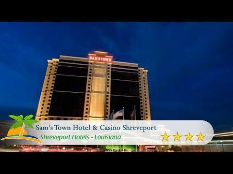 Sam's Town Hotel & Casino Shreveport - Shreveport Hotels, Louisiana