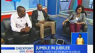 War on graft breaking Jubilee (Part 2)