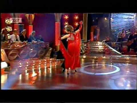 "Anna David & Rene Christensen in ""Quickstep"""