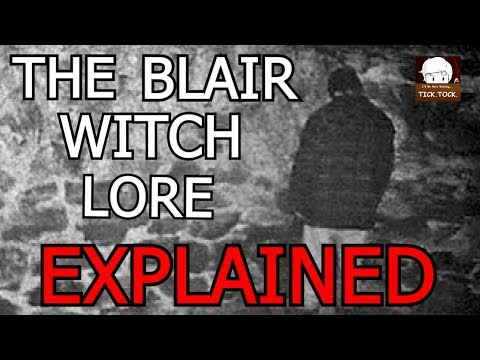 The Blair Witch UNIVERSE Explained - Inside A Mind