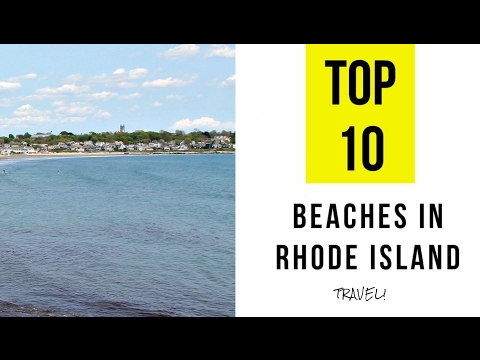 TOP 10. Best Beaches in Rhode Island