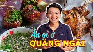 ĂN 10 MÓN NGON QUẢNG NGÃI TRONG 01 NGÀY  Du lịch Quảng Ngãi
