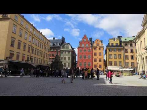 Stockholm Old Town- Gamla Stan