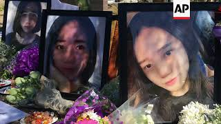 Woman Who Shot Chinese Student Gets 25-Year Term