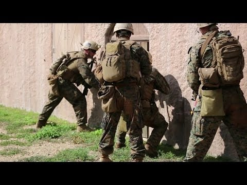 1st Recon Marines Conduct Combat Readiness