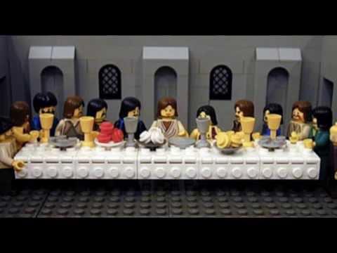 Art spoofs da vinci 39 s last supper youtube - Last supper 4k ...