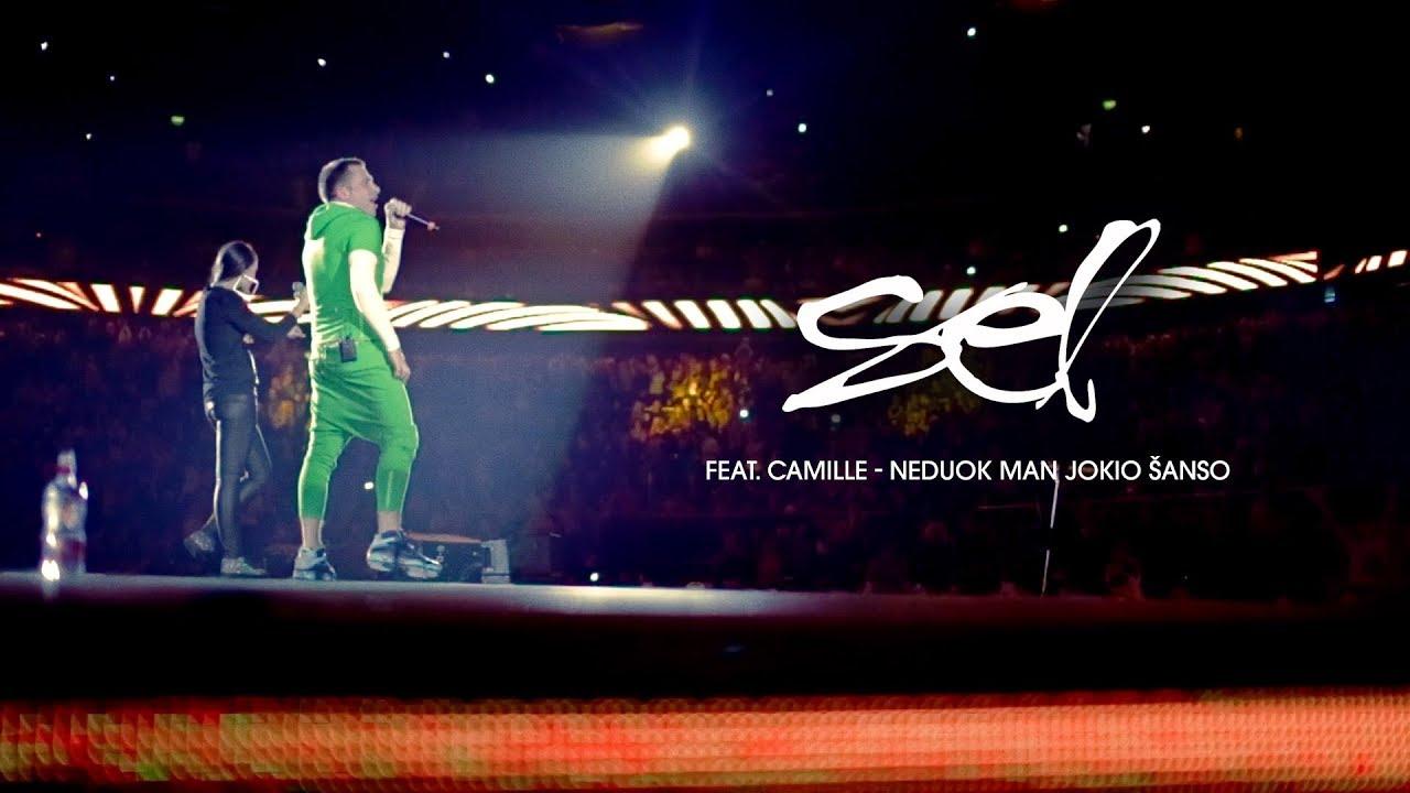 Download SEL Feat. Camille - Neduok Man Jokio Šanso [Live]