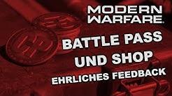 Season 1 - Preis & Leistung - Battle Pass + Shop | Call Of Duty Modern Warfare | Diskussion | Review