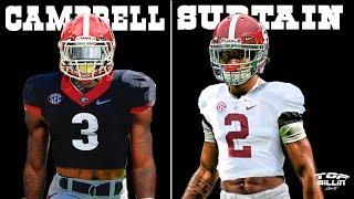 Alabama vs UGA: The better '18 5-star CB?