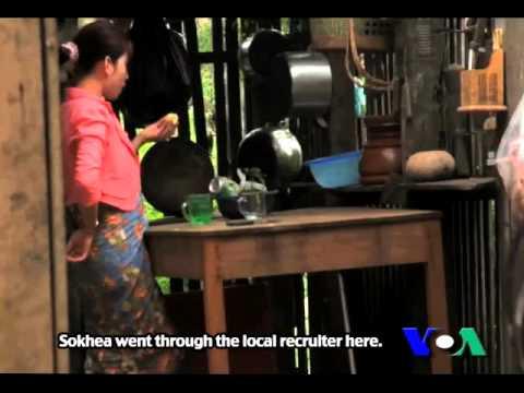 Migrant Labor: Cambodia's Daughters to Malaysia - Part 2 (Cambodia news in Khmer)