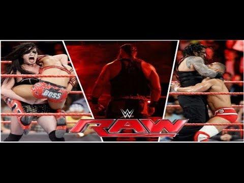 WWE Monday Night Raw Highlights 120417   WWE RAW Highlights 4th December 2017 thumbnail