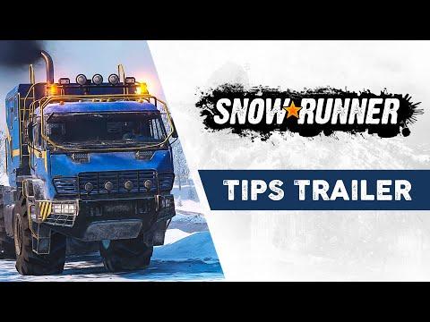 SnowRunner (PC PS4 XO)