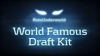 "Chase Edmonds Fantasy Football Preview via PlayerProfiler's ""World Famous"" Draft Kit"