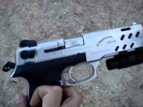 Zigana Sport Titas 9MM - Made in TURKEY