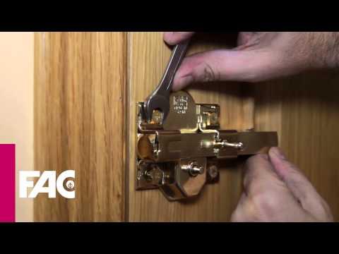 cuanto cuesta poner cerradura a una puerta